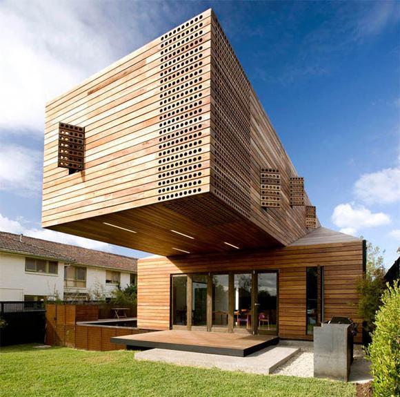 แบบบ้านไม้