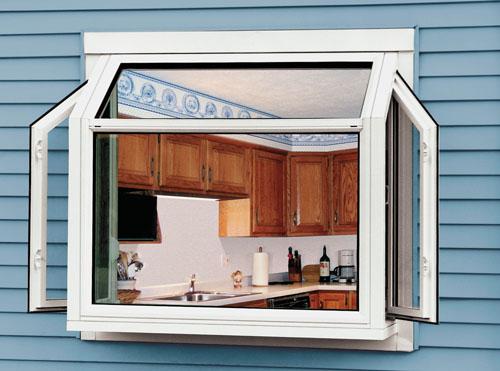 แบบหน้าต่าง สไตล์ garden window