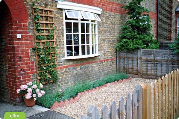 สวนหน้าบ้าน