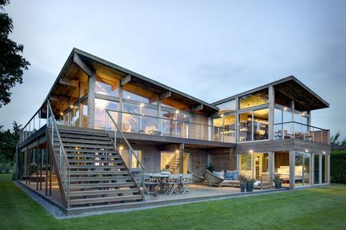 แบบบ้านสวย