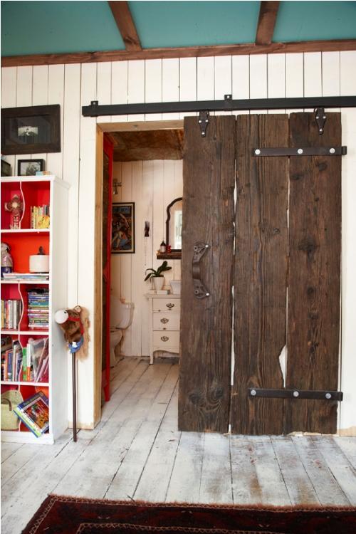 แบบประตูบ้าน