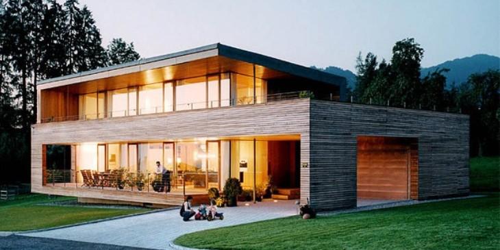 แบบบ้านไม้สองชั้น12t