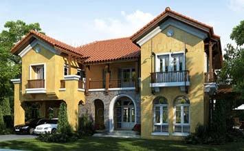 บ้านสไตล์ทัสคานี