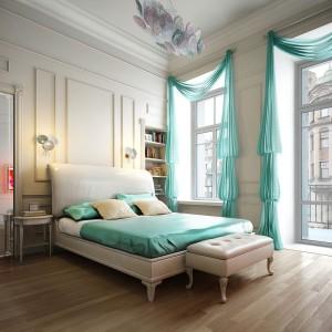 Contemporary Bedroom Decorating