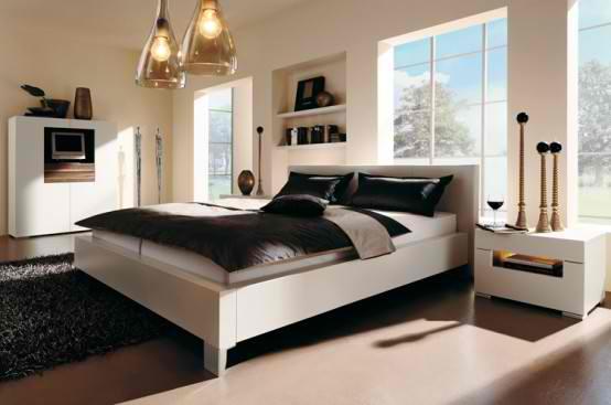 การจัดห้องนอน