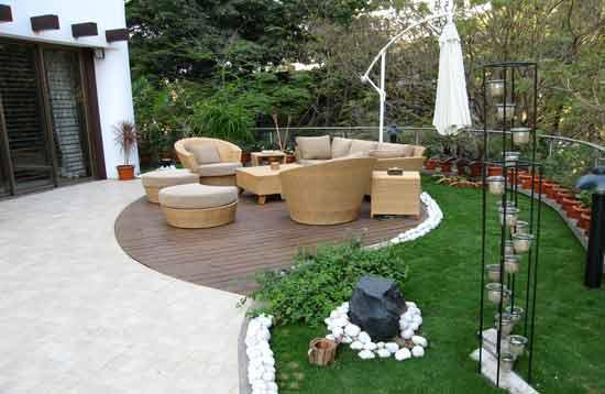 สวนนั่งเล่น
