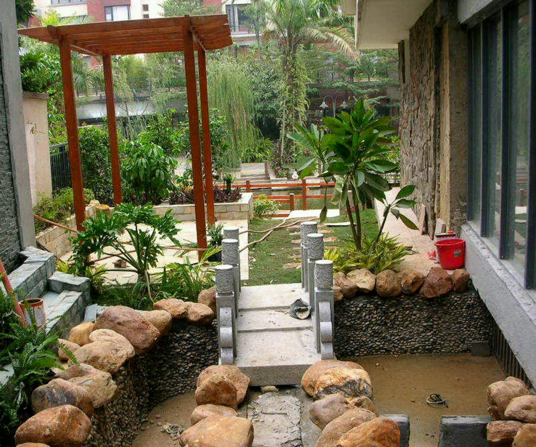 Apartment garden for beginners: garden design: design with ...