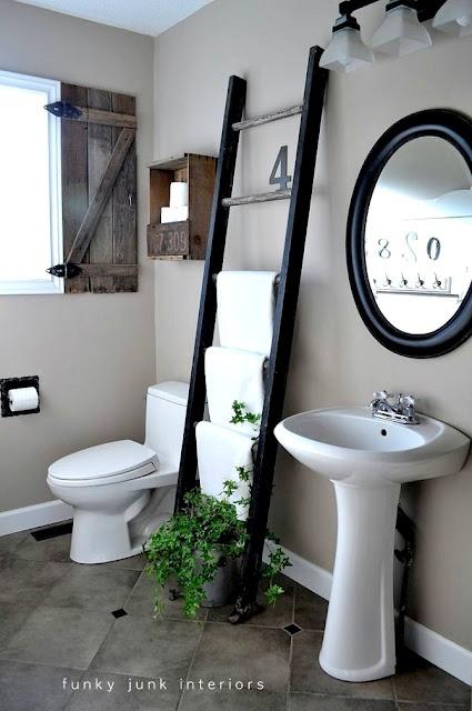 ตกแต่งห้องน้ำ