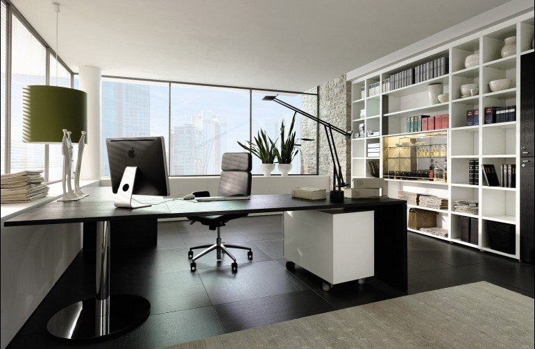 แบบห้องทำงาน