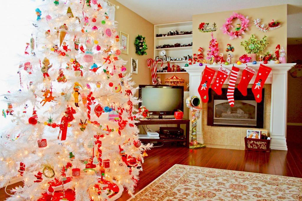 ไอเดียแต่งบ้านวันคริสต์มาส
