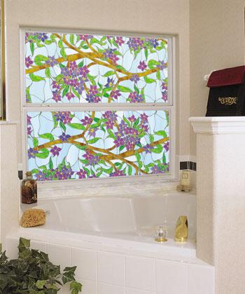 แบบหน้าต่างกระจก