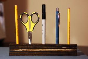 ประดิษฐ์ที่เก็บดินสอ9