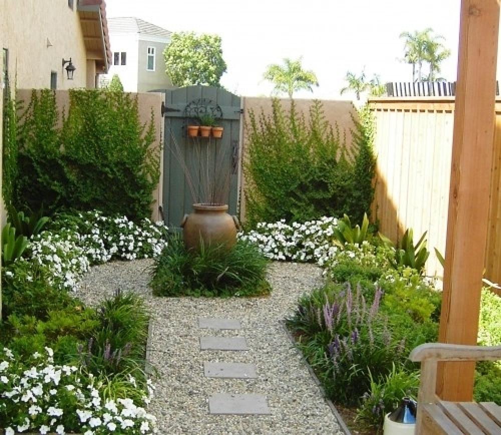 แต่งสวนในบ้าน