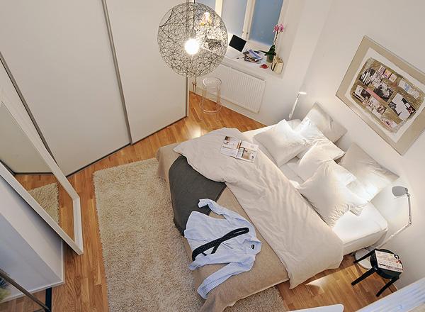 วิธีจัดห้องนอนขนาดเล็ก