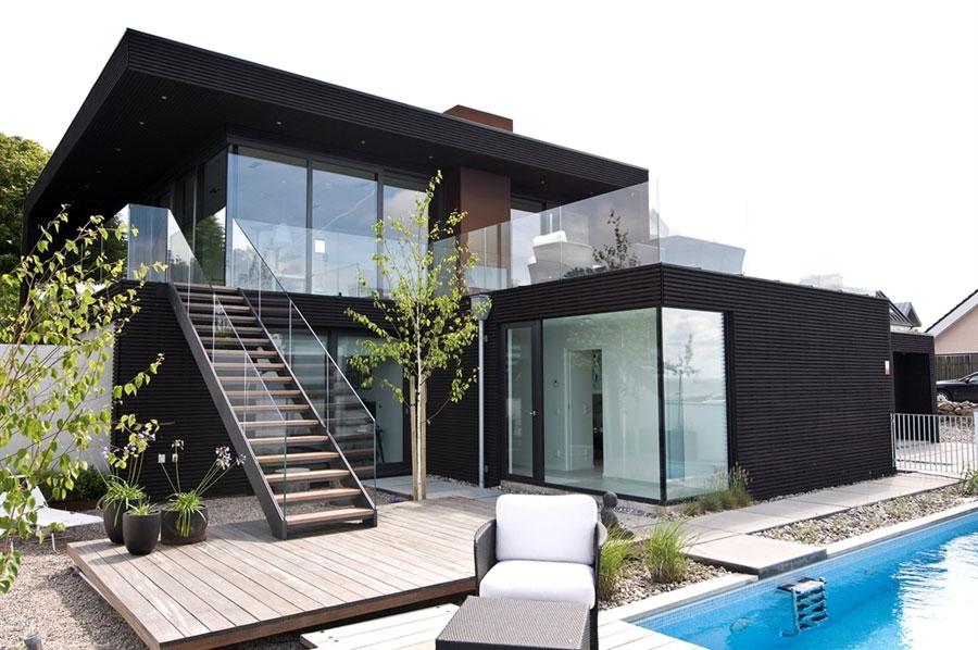 บ้านสองชั้นเรียบง่าย สไตล์รีสอร์ท3