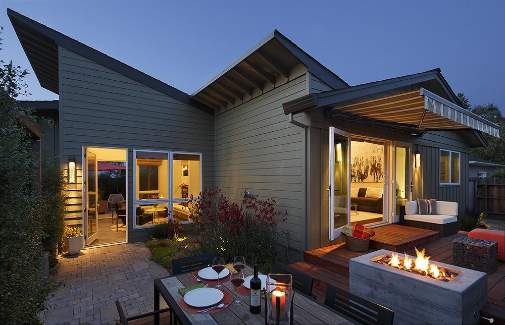 Harmon Residence, Healdsburg, CA1