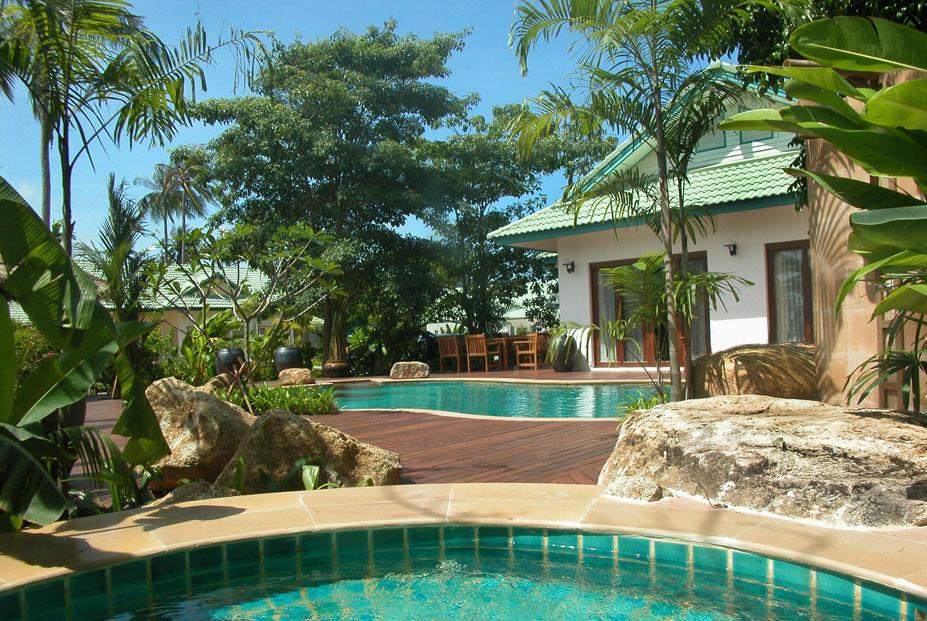 บ้านพักตากอากาศที่เกาะสมุย2