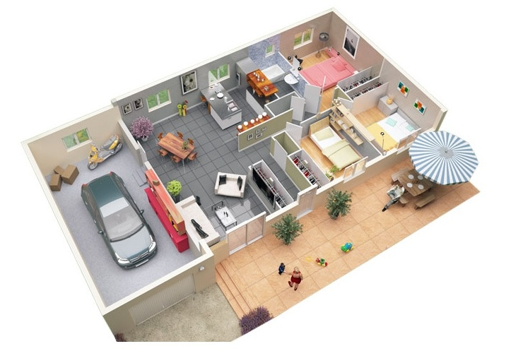 34-3-bedroom-with-garage-floor-plans
