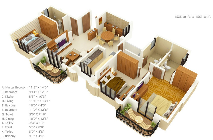 49-3-bedroom-floor-plans-under-1600-square-feet