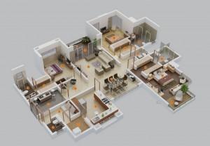 5-large-3-bedroom-floor-plans