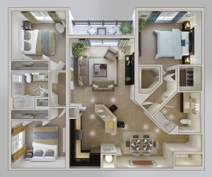 8-small-3-bedroom-house-plan