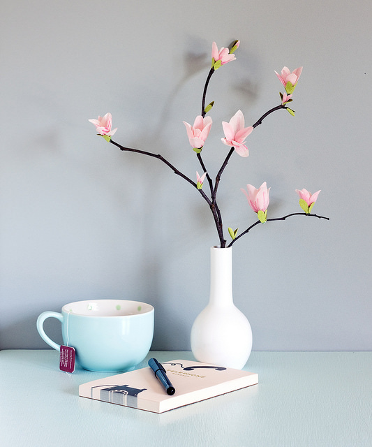 DIYดอกไม้สวย3