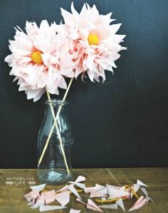 DIYดอกไม้สวย5