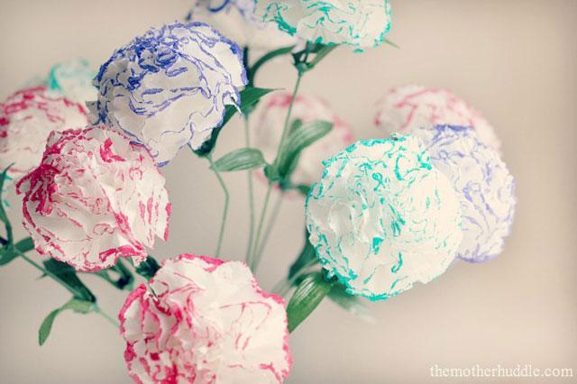 DIYดอกไม้สวย9