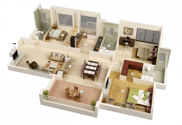 14_3-bedroom-600x414