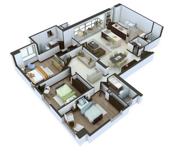 15_3bedroom-600x510