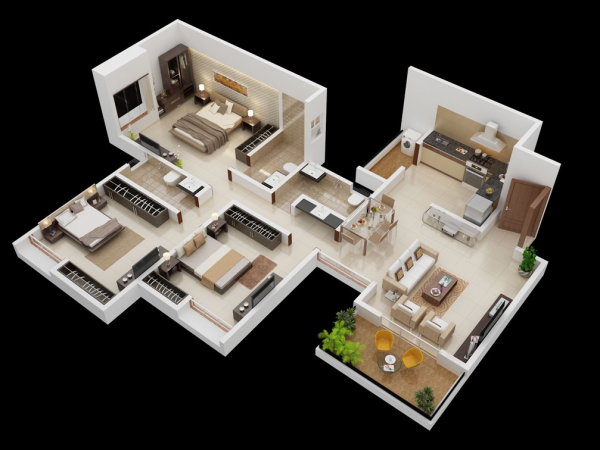 18_simple-3-bedroom-600x450