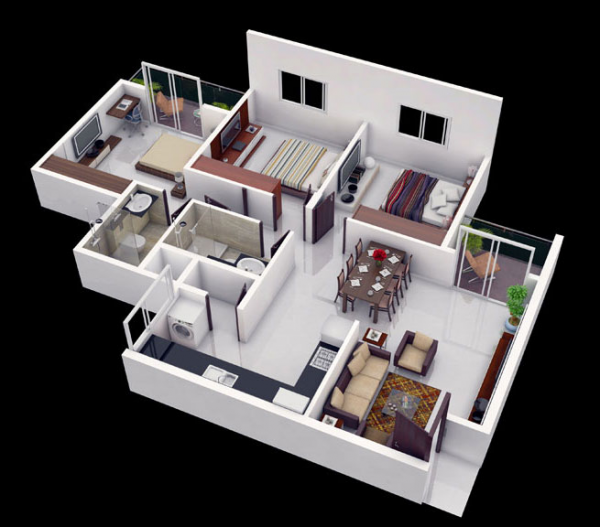 20_creative-3-bedroom.1-600x527