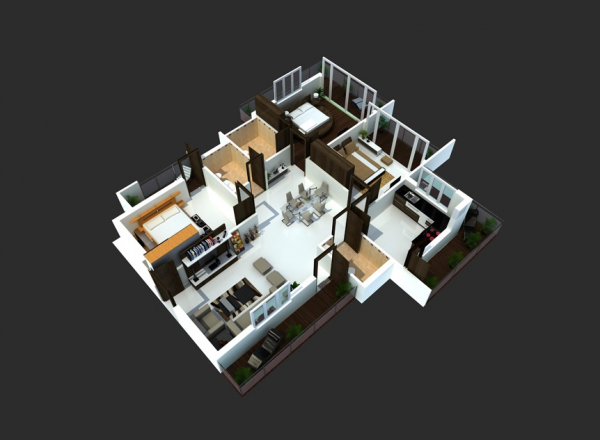 25_easy-three-bedroom-design-600x440
